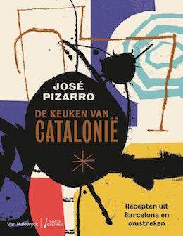 Barcelona_Boeken_Jose_Pizarro_De_keuken_van_Catalonie