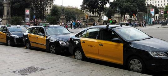 Barcelona_Taxi