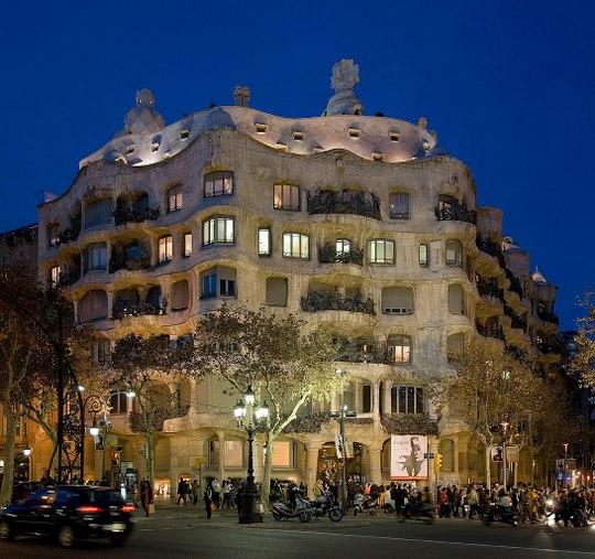 Barcelona_casa-mila-gaudi