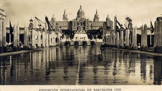 Barcelona_geschiedenis-wereldexpo