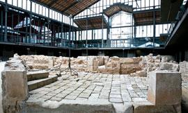 Barcelona_musea-el-born-centre cultural