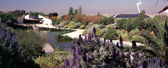Barcelona_montjuich-botanische-tuin
