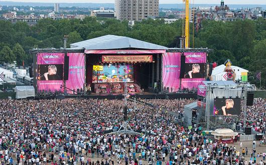 Londen_wireless-festival