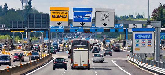 Turijn_auto-tol-italie