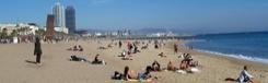 barcelona-strand