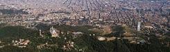 Parc de Collserola: uitwaaien op de heuvels van Barcelona