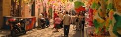 Gràcia: een dorpse sfeer vol artistiekelingen