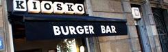 kiosko burger barcelona