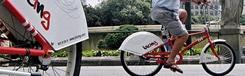 Bici: Barcelona vanaf een tweewieler