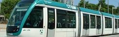 tram barcelona