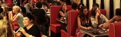 Diner in Barcelona