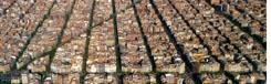 Wijken in Barcelona