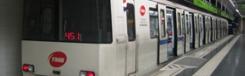 Kaartjes voor de metro in Barcelona