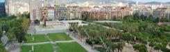 Parc de Joan Miró: van slachthuis tot stadspark