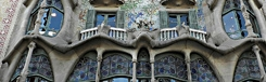 Casa Battlo: nationalistische legenda verbeeldt in een modernistisch huis