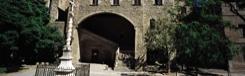 Hospital de la Santa Creu: rustig bijkomen in de drukke binnenstad