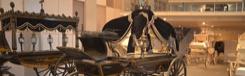 Museu de Carrosses Fúnebres: dodenwagens uit vervlogen tijden