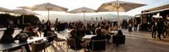 Dakterras MNAC museum met magnifiek uitzicht over Barcelona