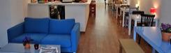 Cosmo: café en kunstgalerie in één