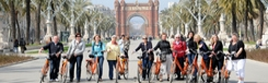 Maak een fietstour door Barcelona!