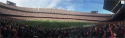 Bezoek een wedstrijd van FC Barcelona!