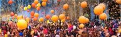 Carnaval in Barcelona