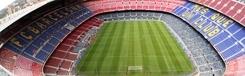 Voetbaltempel Camp Nou Barcelona