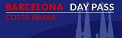Dagpas Barcelona vanaf de Costa Brava of Costa Dorada